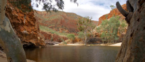 Ormiston_Gorge