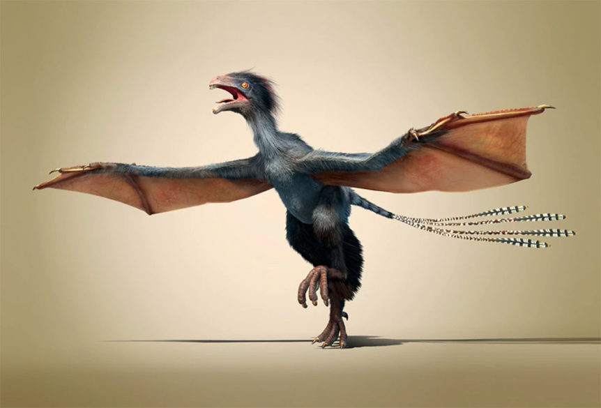 dinosaur-not-feathered